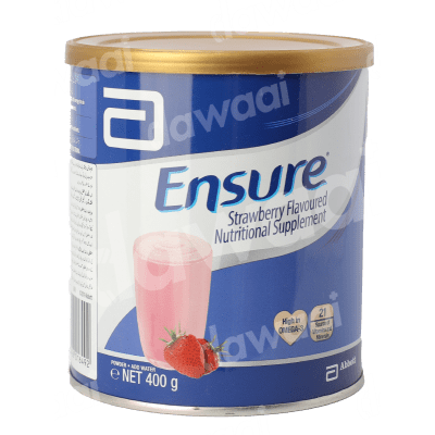 Ensure Milk Powder Strawberry- 400g