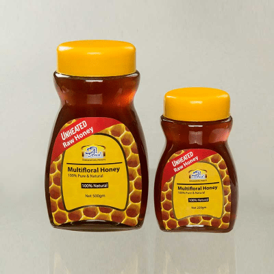 Al-Khair Multifloral Honey