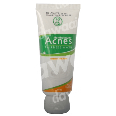 Acnes Fairness Face Wash 50g
