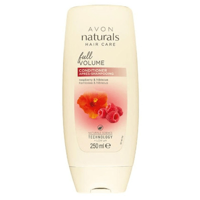 AVON Naturals Hair Care Full Volume Shampoo 250ml