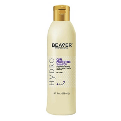 Beaver professional curl protecting