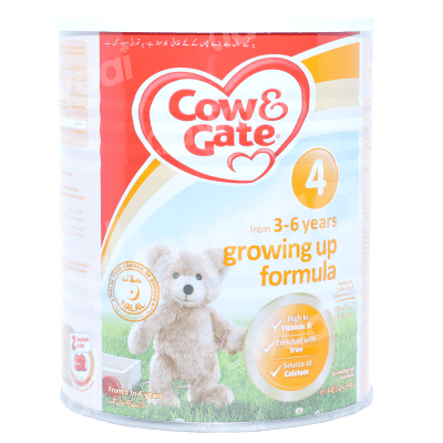 Cow and Gate 4 Growing Up Formula (From 3- 6 years)