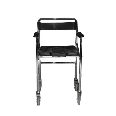 Dawaai Commode Chair with full Folding body