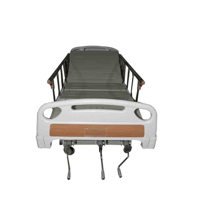 Dawaai Three Fowler ICU Bed with Imported Fiber Sides and Grills