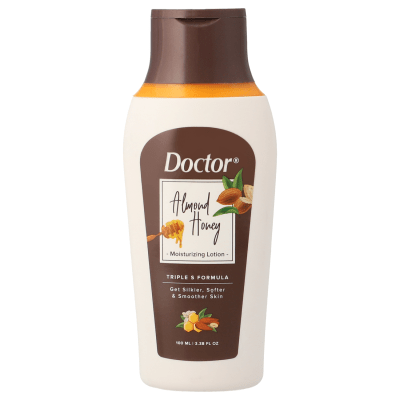 Doctor Almond & Honey Lotion