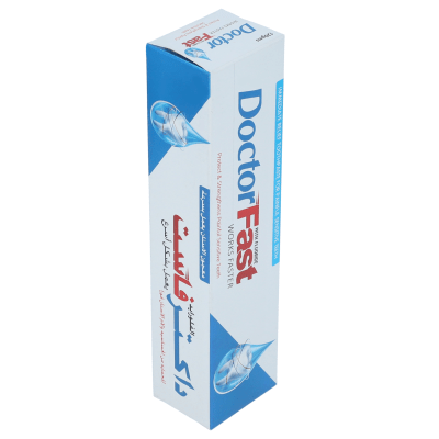 Doctor Fast Fluoride Toothpaste - Large