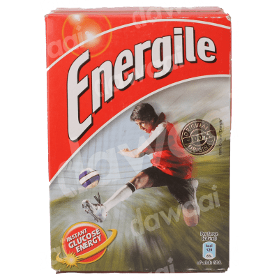 Unilever Energile Mix Fruit 100gm
