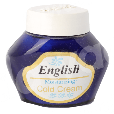 English Moisturizing Cold Cream Small
