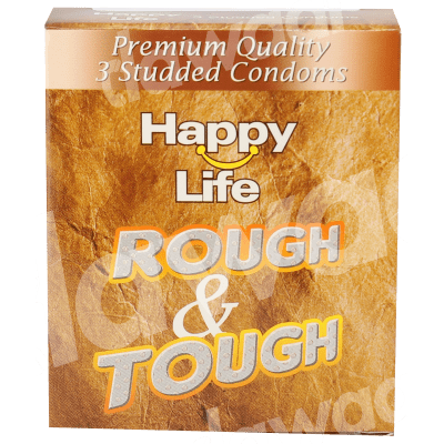 Happy Life Rough & Touch  3's