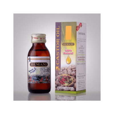 Hemani Castor Edible Oil 60Ml