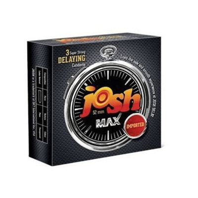 Josh Max Delay Pack Of Two (Imported)