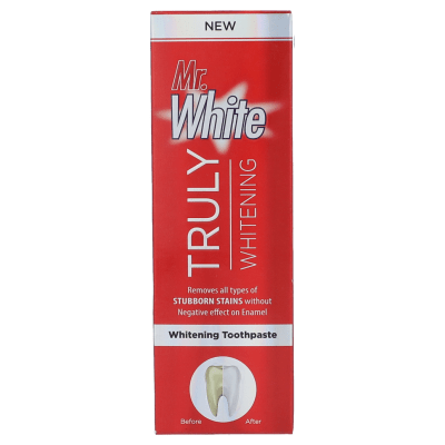 Mr.White Truly Whitening Toothpaste - Large
