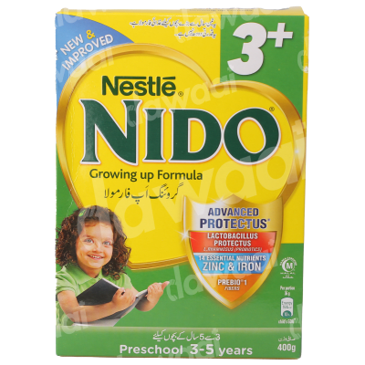 Nestle Nido 3+ Shield  400g