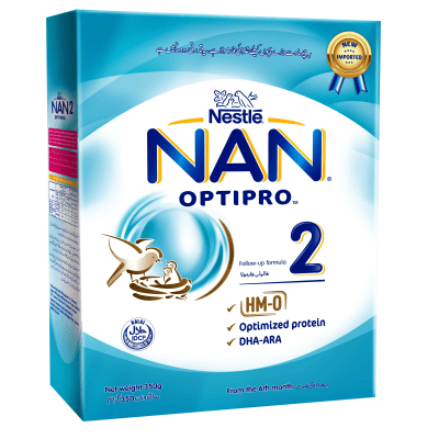 Nestle NAN2 350gm Soft Pack