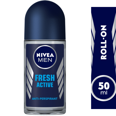 NIVEA MEN Fresh Active Anti-Perspirant Deodorant
