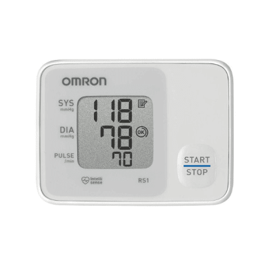 Omron Healthcare RS1 Wrist Blood Monitor