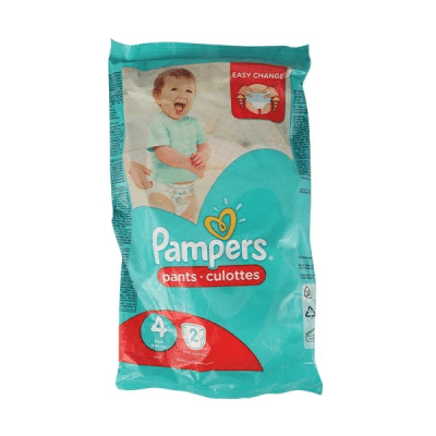 Pampers Pants Low Counts Size-4 (9-14kgs)
