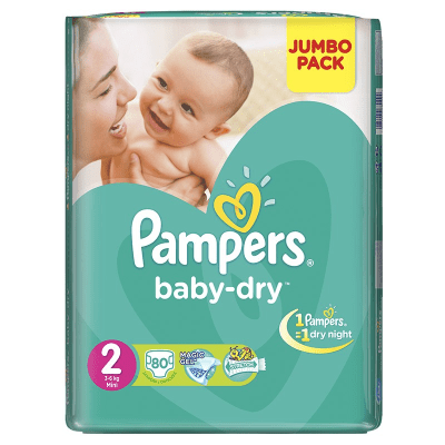 Pampers Mega Pack Small