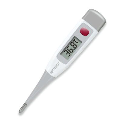 Rossmax Flexible Tip Thermometer TG 380
