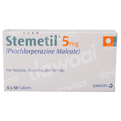 Stemetil 5mg