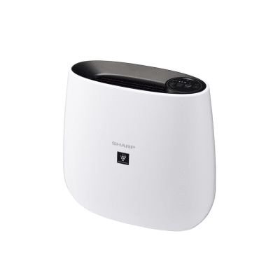 SHARP Air Purifier With PlasmaCluster and HEPA Filter (FU-J30SA-B)