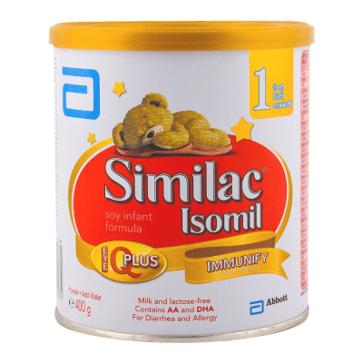Similac Isomil (Soy Infant Formula)