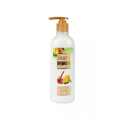 The Vitamin Company Whiting Body Lotion Citron & Honey