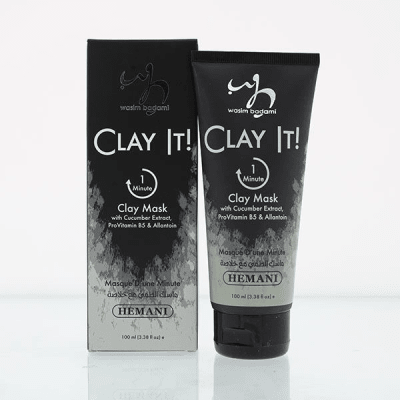 Clay It - Clay Mask with Cucumber