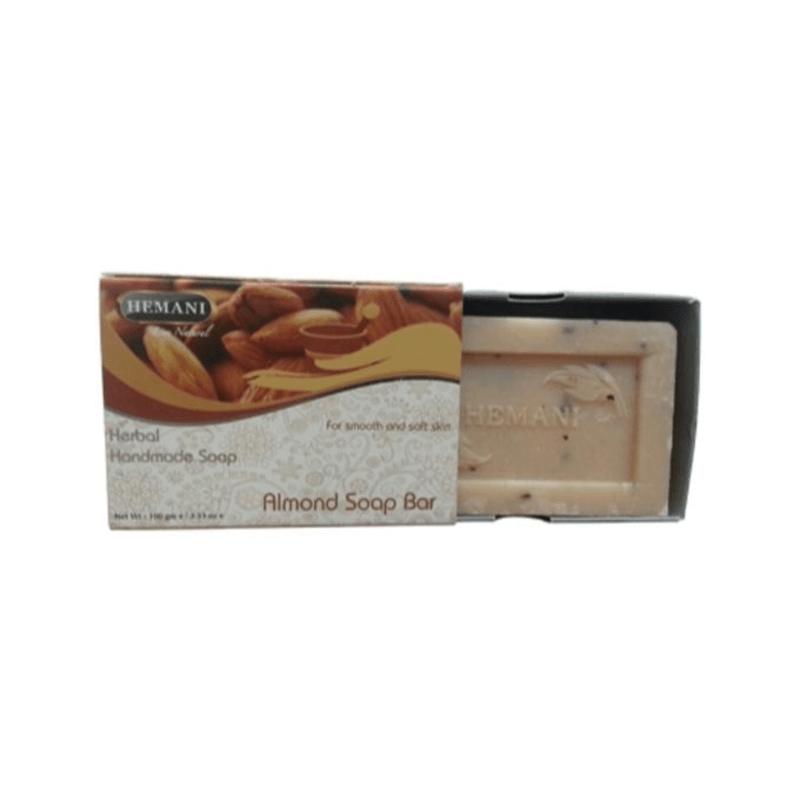 Hemani Almond Soap Bar 100 Gm