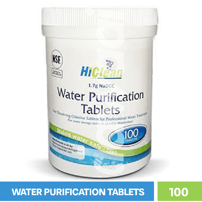 Hiclean Water Purification