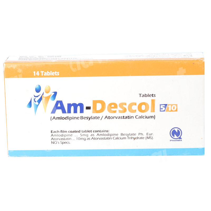 AM-Descol 5/10mg