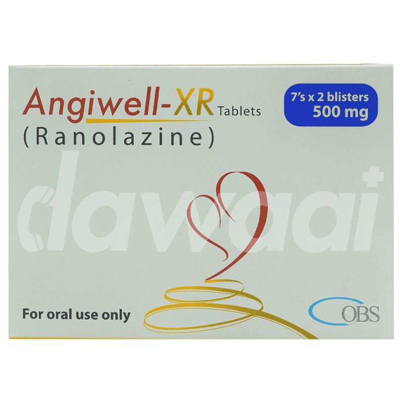 Angiwell - XR 500 mg