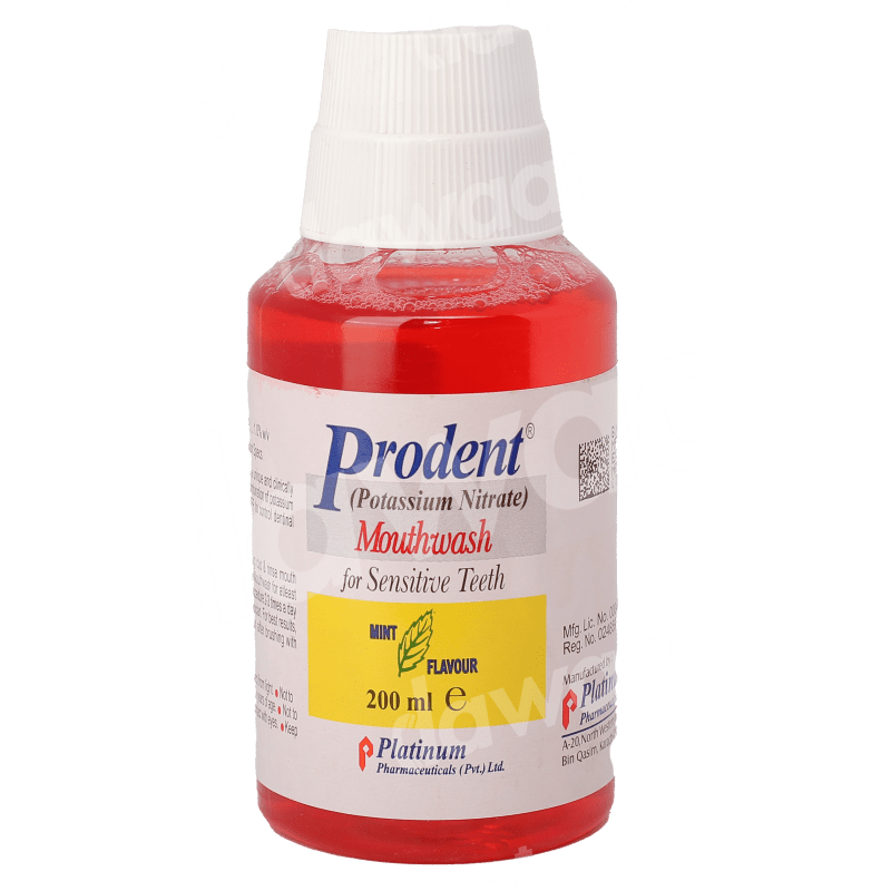 Prodent Mouth Wash 200ml